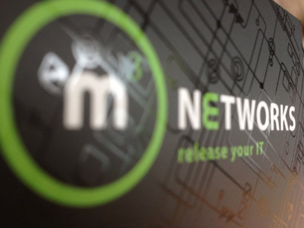 m3 logo   IT support for businesses, Scotland