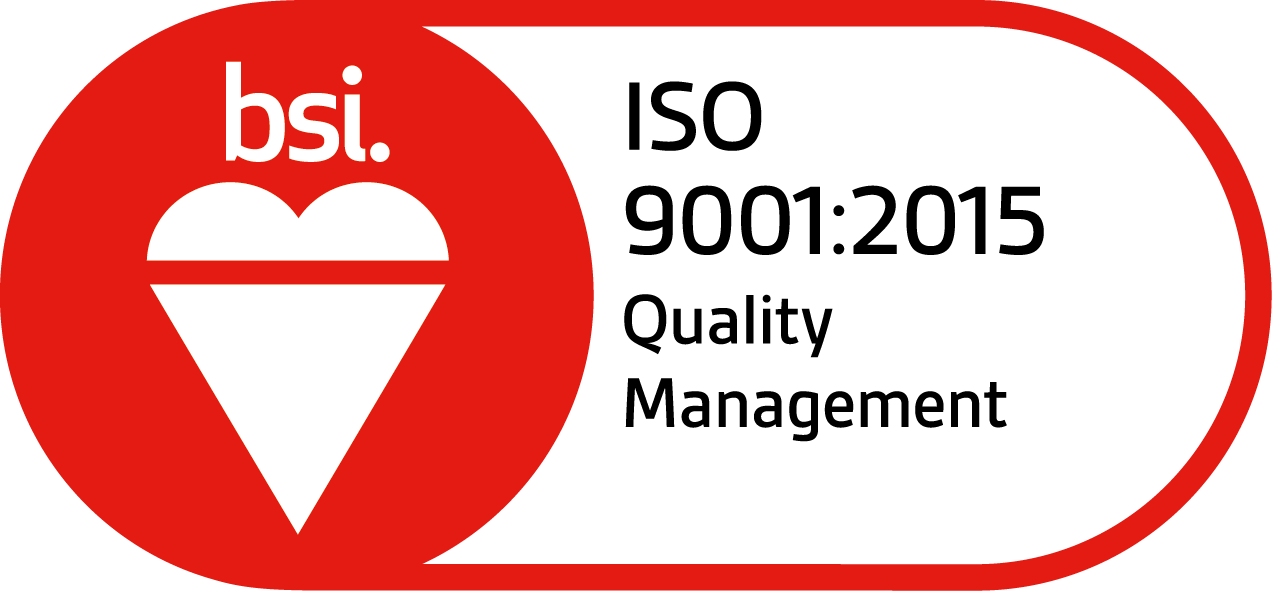 ISO9001 accredited IT support