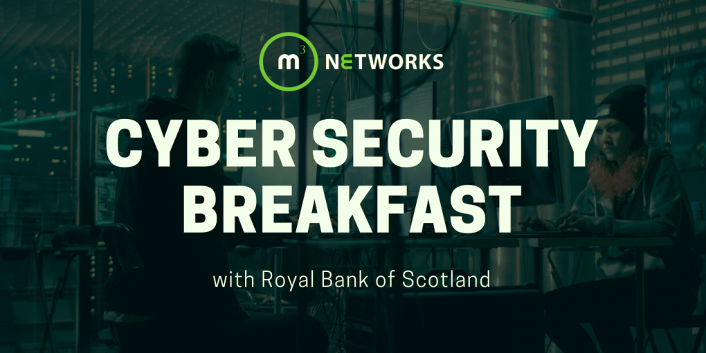 RBS Cyber Security Breakfast