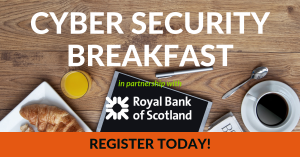 cyber security breakfast event