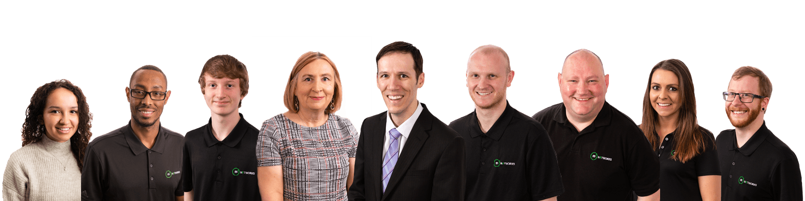m3 Networks IT Support and Cyber Security Team, based in Perth, Scotland