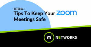 How To Keep Your Zoom Meetings Safe